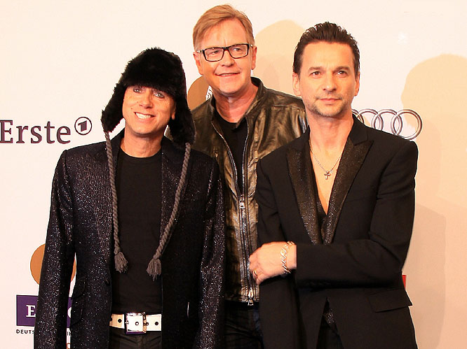 Depeche Mode - TBC: The band teased fans with a preview of the new album at a recent press conference ahead of the expected 2013 release of their 13th album. Speaking about the album Martin Gore said 